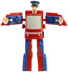 character postman pat van convertible character amazon uk