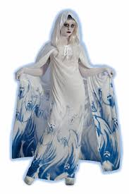 ghostly lady halloween costume amazon com forum novelties women u0027s ghostly soul seeker costume