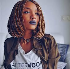 amazing short box braids hairstyles 2017 hairdrome com