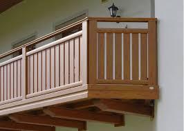 balkone aluminium alu wooden wildspitze leeb balkone und zäune