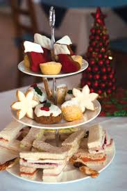 86 best christmas afternoon tea images on pinterest christmas