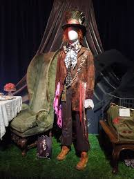 Johnny Depp Costumes Halloween 12 Mad Hatter Images Costumes White Rabbits