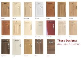 Kitchen Cabinet Doors Only Price Kitchen Cabinet Doors Designs Interesting On Kitchen Pertaining To