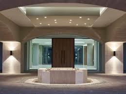 swiss bureau swiss bureau completes interiors of the auditorium in dubai s