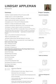 Example Resume For Teachers by Preschool Teacher Resume Samples Visualcv Resume Samples Database