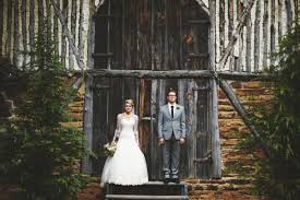 wedding venues in okc oklahoma barnyard wedding ruffled
