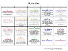 50 best november lesson plans images on apples autumn