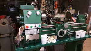 how to change the oil in headstock of geared head metal lathe