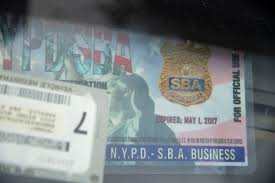 Nypd Business Cards Cops Aren U0027t Happy They U0027ll Have To Issue Parking Tickets To Their