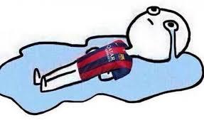 Todos Los Memes - barcelona llora hasta en los memes