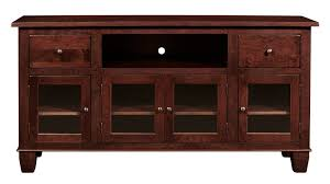 media cabinet with drawers texas rustic cherry 72 media cabinet