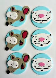 toopy and binoo cupcake toppers if you have children chances are