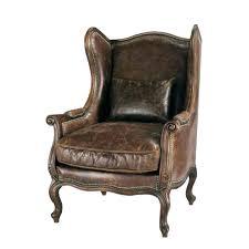 canapé cuir maison du monde fauteuil cuir maison du monde attrayant canape cuir marron