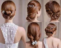 model sanggul rambut pendek 40 model sanggul modern yang simple elegan dan cantik ragam
