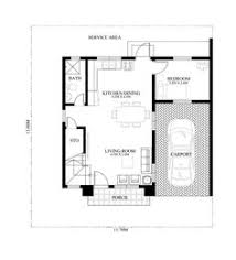 php 2014012 is a two story house plan with 3 bedrooms 2 baths and