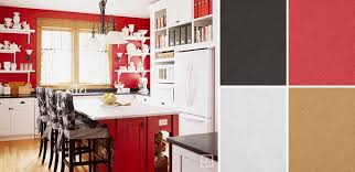 kitchen outstanding red kitchen colors wall red kitchen colors