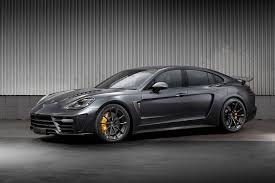 porsche panamera turbo 2017 white new porsche panamera turbo topcar tuning has custom interior