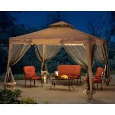 Gazebo For Patio by Amazon Com Sunjoy 110101031 Gazebo Patio Lawn U0026 Garden