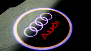 logo audi led logo einstiegsbeleuchtung audi 80 90 100 a3 a6 a4 s4 coupe