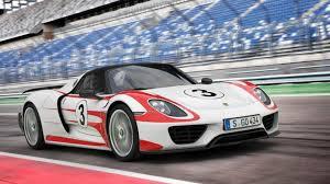 Porsche 918 0 60 - porsche updates 918 spyder performance figures 0 60 mph in 2 5s
