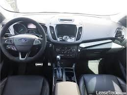 ford lease 2017 ford escape titanium lease lease a ford escape for 403 96