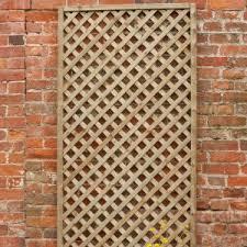 Wooden Trellis Panels Shop 6ft Trellis Panels Buy Fencing Direct