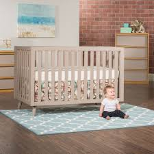 Modern 4 In 1 Convertible Crib by Loft 4 In 1 Convertible Crib Child Craft