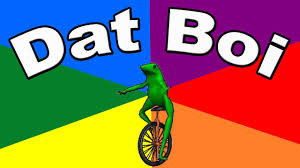 Meme Dat - what is dat boi the origin and meaning of the frog meme explained