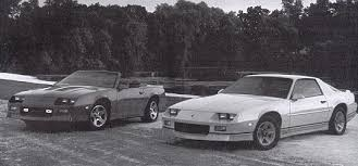 88 camaro iroc 1988 camaro statistics facts decoding figures reference