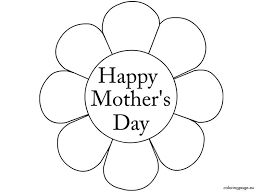 coloring pages mothers day flowers exquisite decoration happy mothers day coloring pages happy mothers