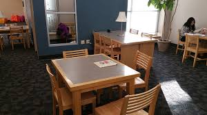 reading table and chair library furniture reading tables and chairs