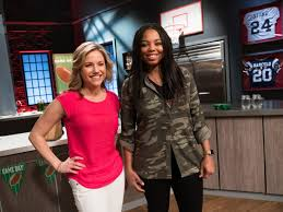 Hit The Floor Network - chatting with guest judges jemele hill and jaymee sire food