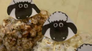 5 days of hajj u0026 eid crafts day 4 sheep themed popcorn bags youtube