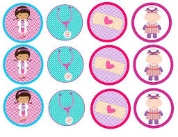 doc mcstuffins cupcake toppers 303 best doc mcstuffins images on 4th birthday