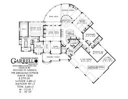 cottage floor plan amicalola cottage house plan 12068 covered porch plans