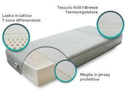 miglior materasso in lattice miglior materasso lattice avec 100 matrimoniale sfoderabile et