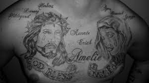 god and family tattoos ricordz god bless my family tattoos