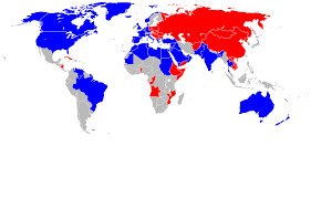 Ussr Map Soviet American War Alternative History Fandom Powered By Wikia