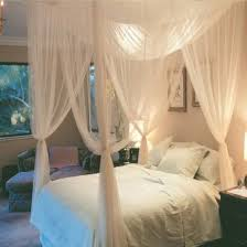white square top bed canopy holiday resort style amazon co uk hoomall white four corner post bed canopy mosquito net bed mosquito netting mesh canopy bedding net