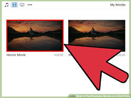 4 ways to find duplicate movies on a hard drive wikihow