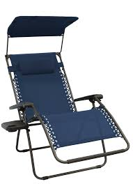 Zero Gravity Chair With Side Table Zero Gravity Chair With Canopy And Cup Holder Best Home Chair
