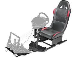 siege pas cher siège de simulation de conduite nitho corsa driving cockpit pas