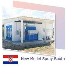 cheap photo booth automotive spray booth and industrial paint booth manufacturer