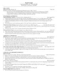 Mechanical Design Engineer Resume Objective Sample Resume For Mechanical Design Engineer Easy Fluid Mechanical