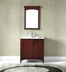30 Inch Vanity Base 18 Inch Bathroom Vanity Base Cabinet In Shaker White With Soft