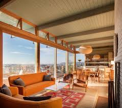 What Is The Difference Between Architecture And Interior Design Midcentury Dreamin U0027 Inside An Architect U0027s Knockout Home In San