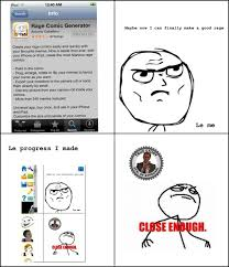 How To Create A Meme Comic - rage comic rage