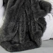Faux Fox Fur Throw Faux Fur Throw Fake Fur Throw Faux Fur Bed Covers Bedspread