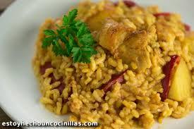 comment cuisiner du riz recette de riz à la morue cuisine espagnole