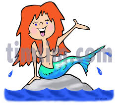 free drawing redhead mermaid category movies u0026 magic
